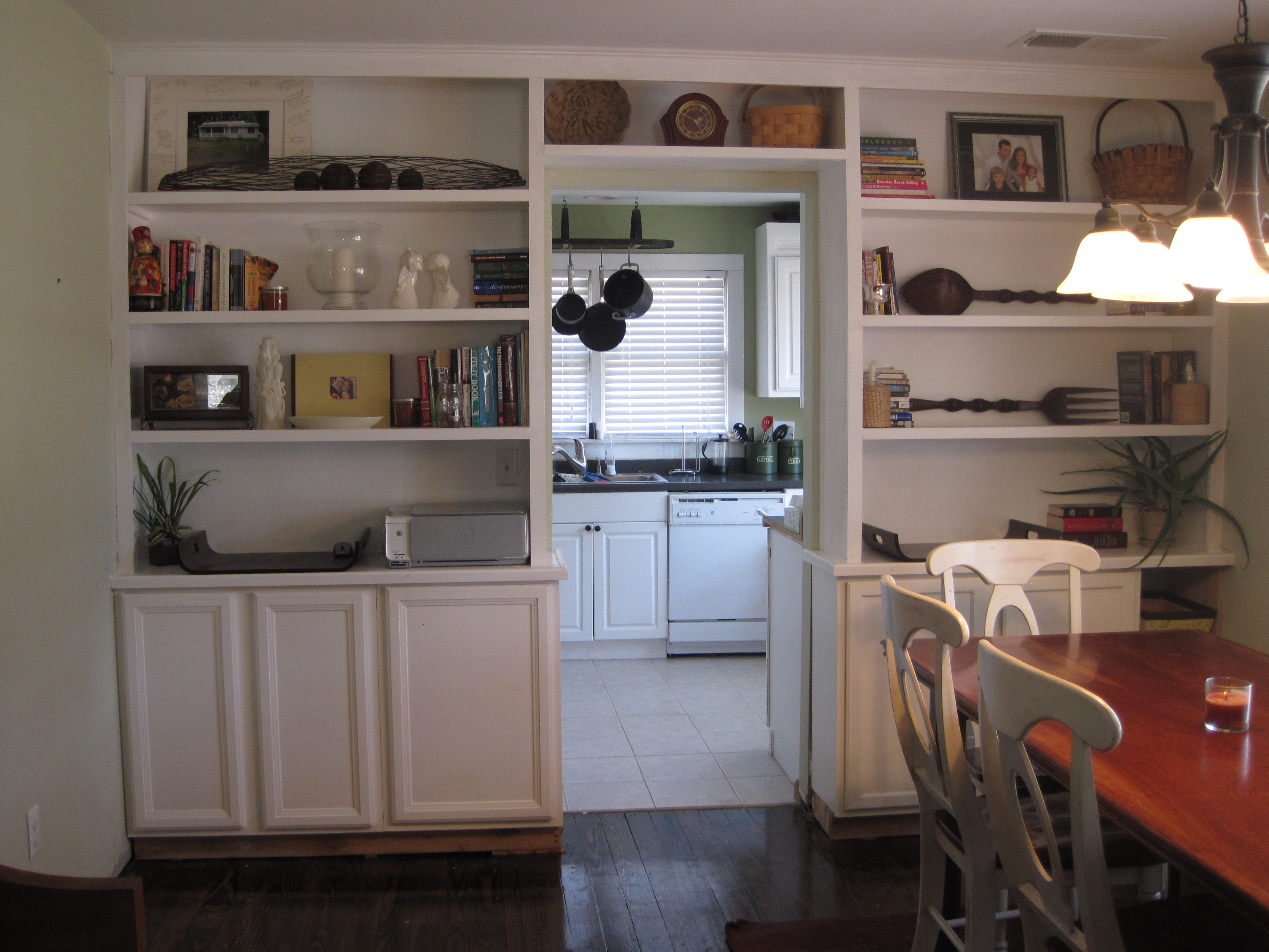 High Quality Built In Cabinets Plans